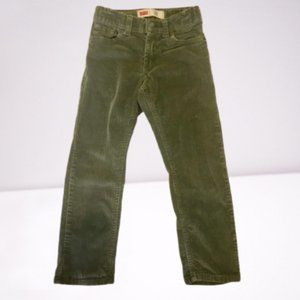 LEVIS 511 Slim Corduroy Pants
